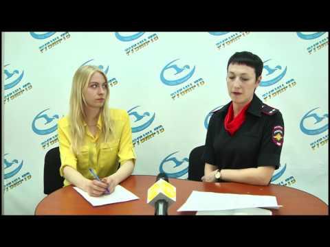 интервью с з.н отдела участковых уполномоченных полиции по делам несовершеннолетних Еленой Шипуновой