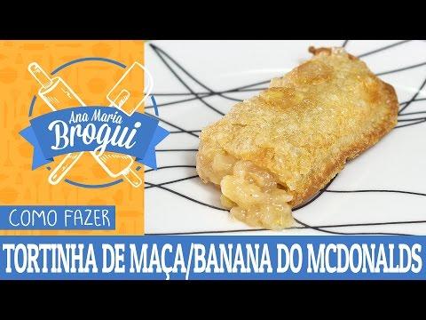Tortinha de maça/banana