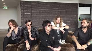 The Struts MTRBWY Australian interview