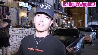 Sebastian Topete Reveals Why He Was Kicked Out Of The Clubhouse For The Boys At Saddle Ranch 8.10.20