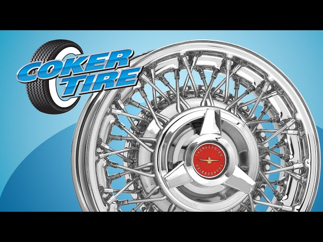Thunderbird Wire Wheels | Thunderbird Wheels