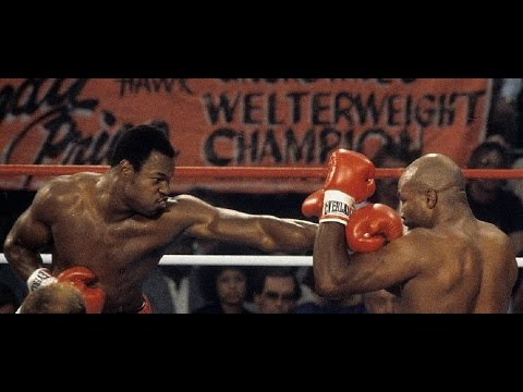 Larry Holmes vs Earnie Shavers II #Legendary Night# HD