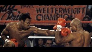 Larry Holmes vs Earnie Shavers II #Legendary Night# HD