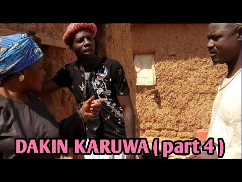 DAKIN KARUWA [episode 4] latest hausa movie 2019