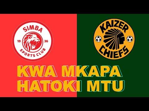 #LIVE: MASHABIKI WA SIMBA WADAI KWA MKAPA HATOKI MTU
