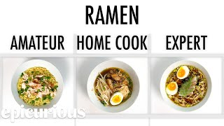 4 Levels of Ramen: Amateur to Food Scientist | Epicurious