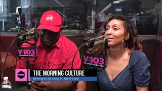 Mykal Coles And His 2 Wives Explains Why Polygamy Works On The Morning Culture!