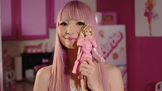 Barbie superfan spent over $70,000 on collection
