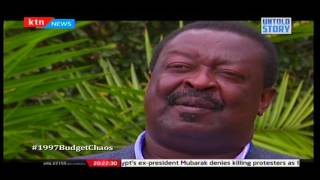 Untold Stories: Hon. Musalia Mudavadi relives the days of 1997 Budget chaos debate as it unfolded p2