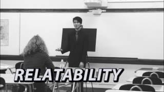 Judge Training - Informative Speaking