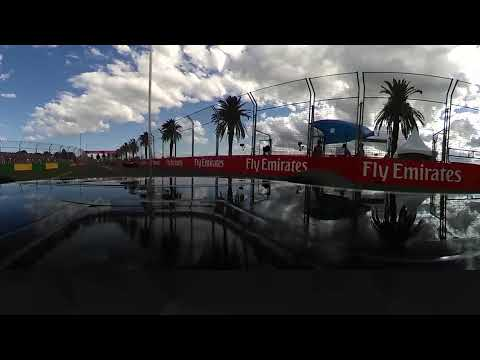 Magnussen's Surging Start In 360 | 2018 Australian Grand Prix