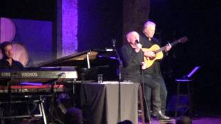 Art Garfunkel @The City Winery, NYC 4/22/17 Perfect Moment