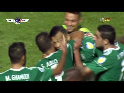 العرب اليوم - شاهد: هدف تعادل أهلي طرابلس مع الوداد