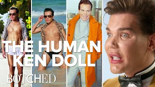 The Evolution Of Rodrigo The Human Ken Doll | Botched | E!