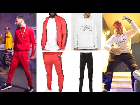 G-KLASSE OUTFIT REACTION - KING KHALIL X LIL LANO X M.O.0303