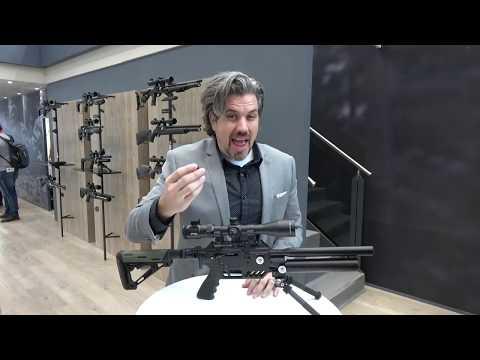 Fx dreamline sling mounts and barrel support - Lead slinger - Video