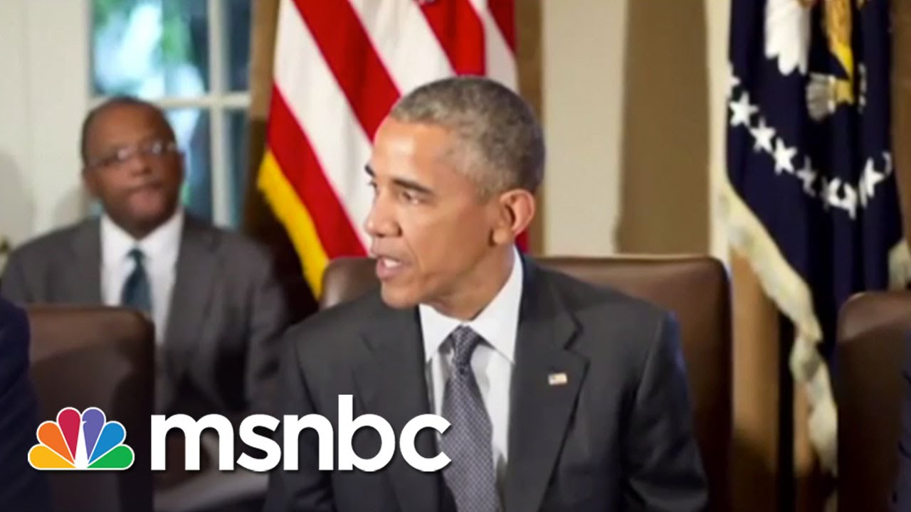 Is Obama Planning To Send More Troops To Fight ISIS? | msnbc thumbnail