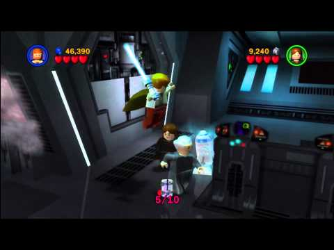Видео № 0 из игры LEGO Star Wars: The Complete Saga [X360]