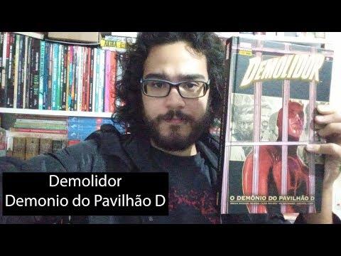 Demolidor - O Demônio do Pavilhão D - 13/365hqs