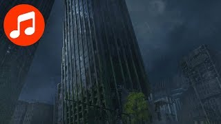 THE LAST OF US Ambient Music 🎵 Post Apocalyptic Rain (LoU OST | Soundtrack)