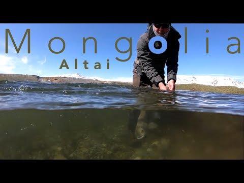 Mongolsko - Altaj Full HD