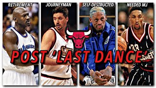 Post Last Dance: What Exactly Happened to the Bulls Players After 1998?
