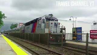 Rutherford NJ Train Station and Train Schedule