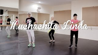 """Dance & Fitness - """" Muchachita Linda"""" Bachata"""