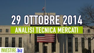 Video Analisi 29 Ottobre SPECIALE FOMC