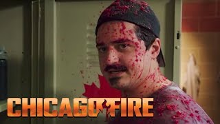 Otis' Prank Backfires | Chicago Fire