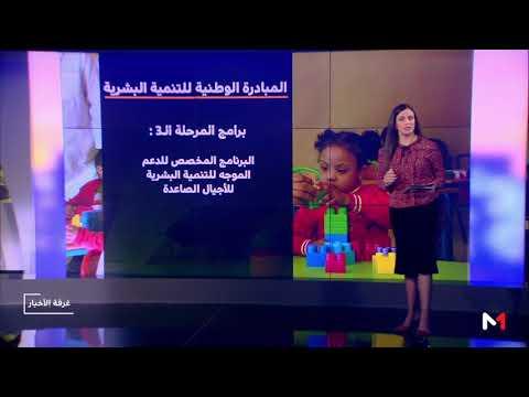 العرب اليوم - شاهد : أبرز مرتكزات المرحلة الثالثة من المبادرة الوطنية للتنمية البشرية