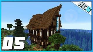 HermitCraft 6 | THE STAX-4-STAX TAVERN! 🍺 | Ep 05 || Minecraft Aquatic 1.13