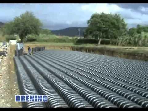 Wasserlösungen mit Dreining