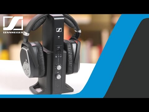 Sennheiser RS 195 Features & Settings