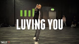 6LACK   Luving U   Choreography By Cameron Lee   #TMillyTV