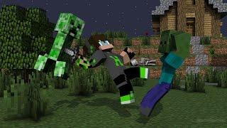 HARİKA HAREKETLER MODU !!! - Minecraft Smart Moving Mod