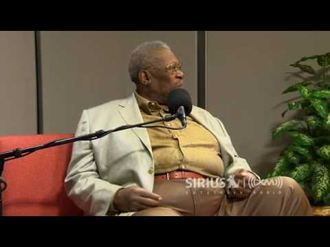 B.B. King Reminisces on SIRIUS XM Radio