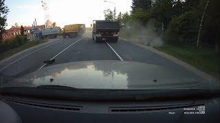 Подборка ДТП / Лето 2018/ Часть 265 - Car Crash Compilation - Part 265