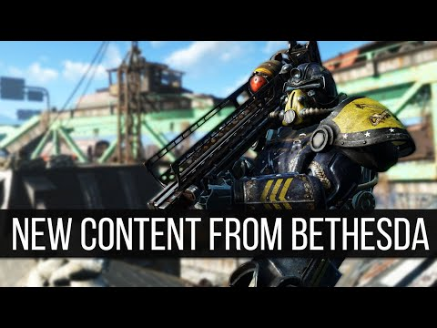Bethesda Reveals Major New Details on Upcoming Fallout 4 and Skyrim Content