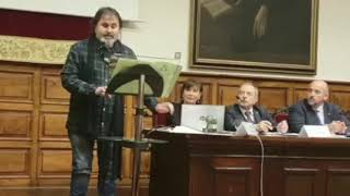 Acto de entrega del 'Premio de las Letras de Asturias'
