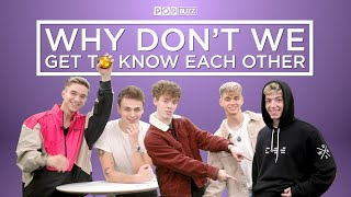 'Why Don't We' Battle It Out In A Ridiculous Friendship Test | PopBuzz Meets