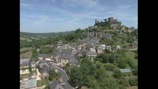 preview picture of video 'Les plus beaux villages du Limousin'
