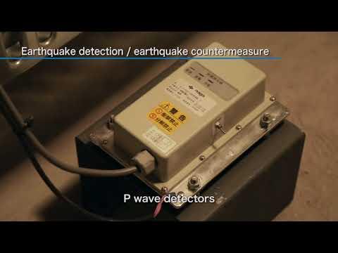 Earthquake countermeasures