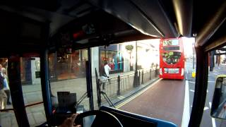 Videomapia - video search. London bus.