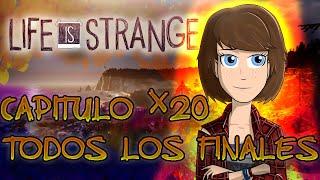 Todos los Finales - Final del Episodio 5   LIFE IS STRANGE   Ultimo Capitulo 20