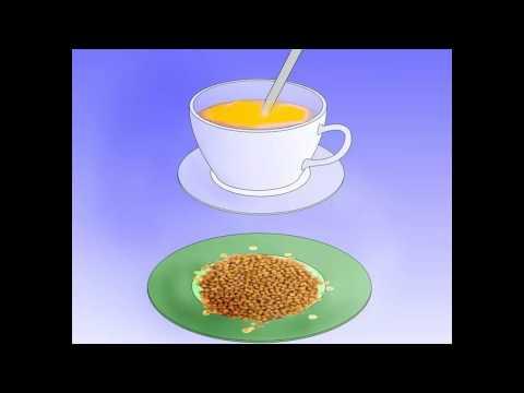 Die diätetischen Suppen bei der Abmagerung die Rezepte