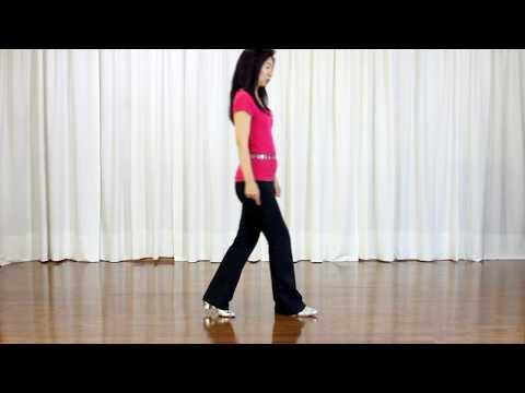 Slow Hands - Line Dance (Dance & Teach in English & 中文)