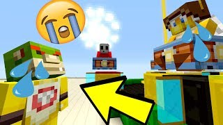 THE FINAL GOODBYE...[Don't Cry...] - Nintendo Fun House - (Minecraft Switch) [205]