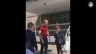 Мужчина устроил «разборки» со школьниками в Комсомольске-на-Амуре