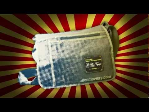Give Your Canvas Bag A Wax Finish For Added Water Resistance